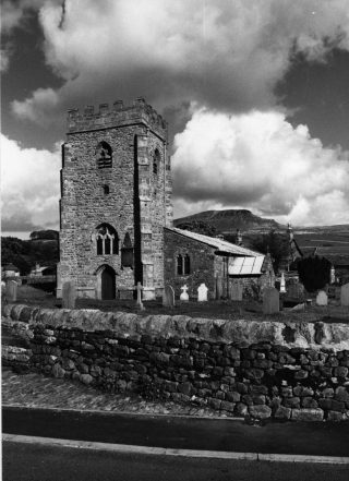 Photograph of St Oswalds Church.