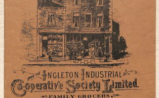 Ingleton Industrial Co-operative Society Card