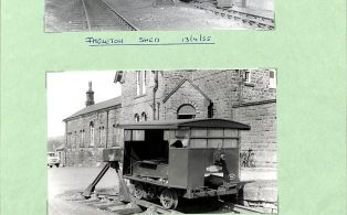 Ingleton Railway Yard