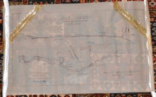 Cave Survey of Cat Holes Clapham