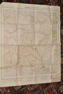 Pennine Way Route Option Maps - Settle Area