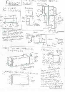 Cisterns and Troughs