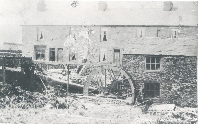 Horton in Ribblesdale Water Mills
