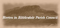 Horton in Ribblesdale Parish Council Archive