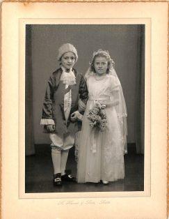 Carol Lawson and David Parsons in Cinderella