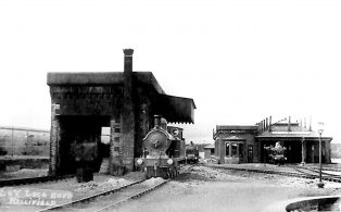 Hellifield Engine Sheds