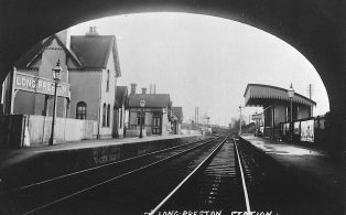 Long Preston Station