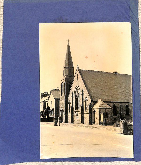 St Johns Methodist Church, Settle