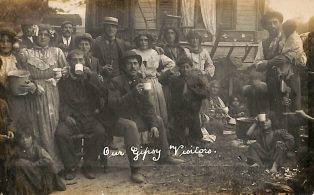 Gypsy Visitors