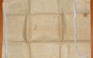 Agreement for Dividing Crummack Bottoms 1790
