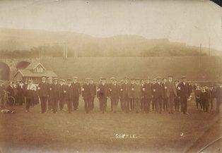 WW1 Volunteers
