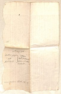Lawkland Indenture and Copy Deed 1706