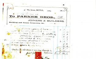 Settle Businesses Parker 1920