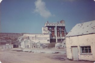 Kilns at Horton Quarry
