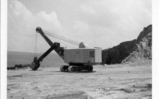 55RB Electric Navi at Horton Quarry