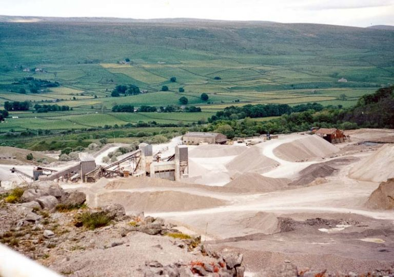 General View of Horton Quarry
