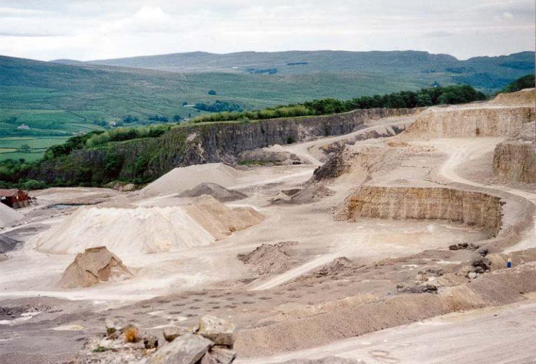 General View of Horton Quarry