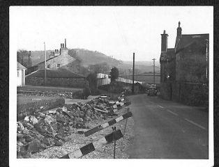 Road Repairs at Austwick