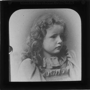 Annie Clapham aged 5 years 10 months