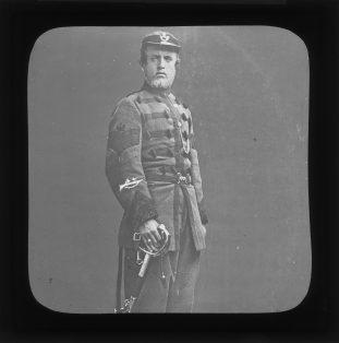Sergeant T R Clapham 15 WRV