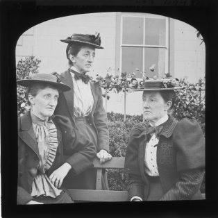 Three Sisters 25 August 1894