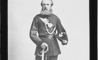 A volunteer lieutenant