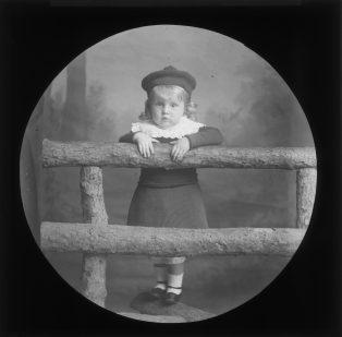 I C H Clapham age 4