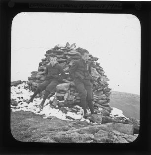Clapham Cairn 1879