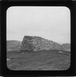 Celtic Wall Near Feizor