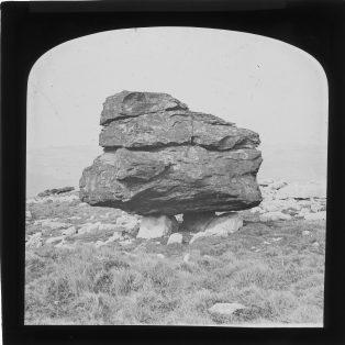 Galcial Boulder – Norber