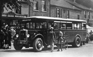 WW9531 Leyland Tiger 7 – 1929