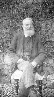 Photograph of James Hebden Metcalfe of Kirk Syke, Airton