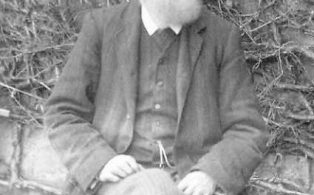 Photograph of James Hebden Metcalfe of Kirk Syke, Airton