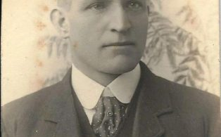 Photograph of James Hebden Metcalfe II of Bell Busk House