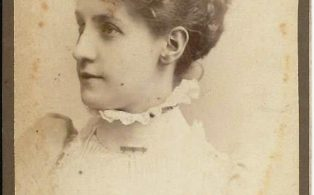 Photograph of Jane Metcalfe of Bell Busk