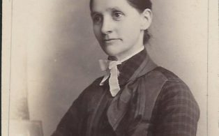 Photograph of Margaret Metcalfe of Bell Busk