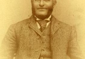 Photograph of William Metcalfe of Kirk Syke