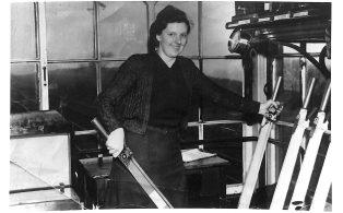 Winnie Sunter, Selside Signal Woman