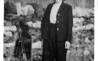 Annie Sunter, Selside Signal Woman