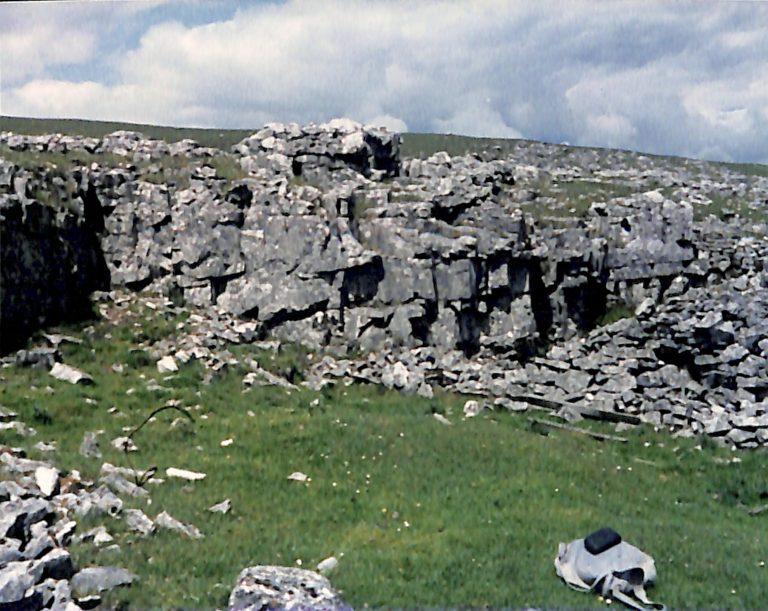 Photograph of Old Quarry Near Beecroft, Horton