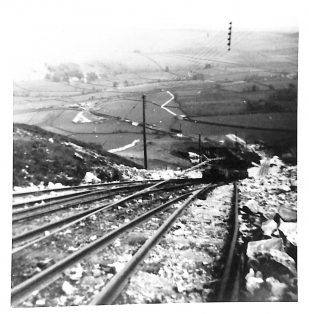 Photograph of Incline Plane at Foredale Quarry