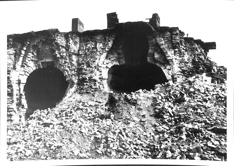 Photograph of Lime Kilns at Foredale Quarry