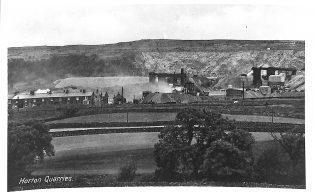 Photograph of Beecroft Cottages, Horton Quarry