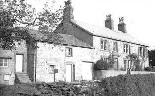"Photograph of ""Burnside"" at Beckside Horton Village"