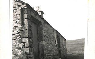 Photograph (close up) of Shooting Lodge (demolished), Horton Scar Lane, Horton