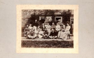 Photograph of Hammond Family Group