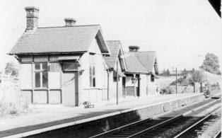 Long Preston Midland Station