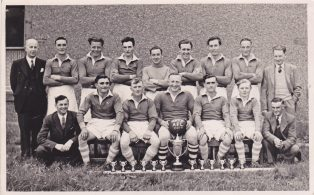 Horton Football Team 1949 - 1950