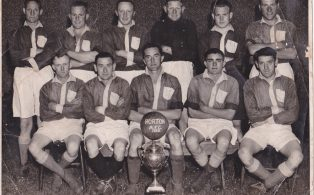 Horton Football Team 1948