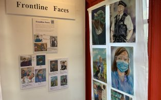 Frontline Faces - Gallery on the Green
